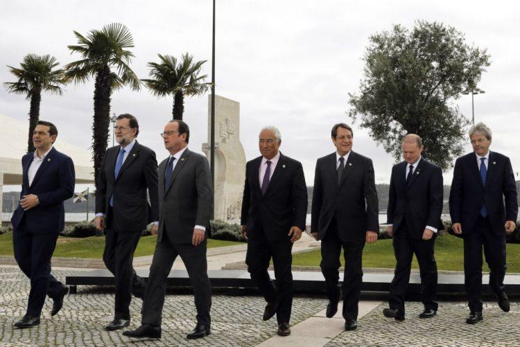 Cimeira de Lisboa apela a envolvimento de parceiros europeus nos desafios da segurança e migrações