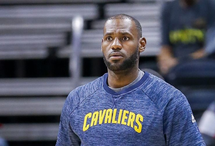 LeBron James marca 27 aos Heat e já é o nono melhor marcador de sempre da NBA