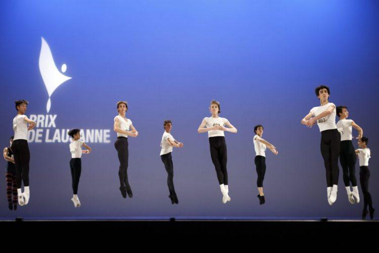 Dois jovens bailarinos portugueses em competição no Prix de Lausanne a partir de hoje