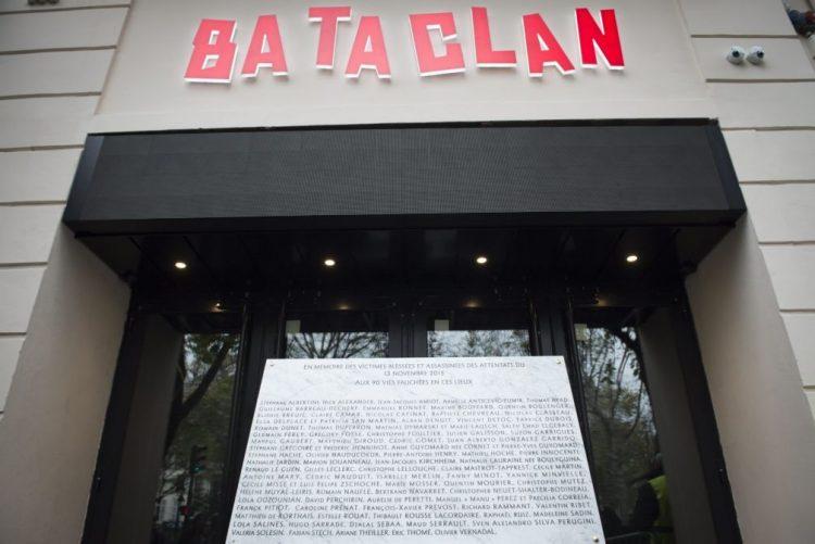 Concerto dos Resistência no Bataclan encerra festa da