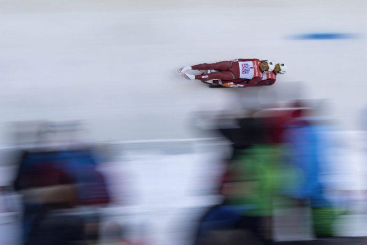 Hugo Alves, o 'rookie' veterano que quer pôr Portugal na competição olímpica de luge
