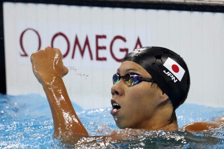 Japonês Ippei Watanabe bate recorde do mundo dos 200 metros bruços
