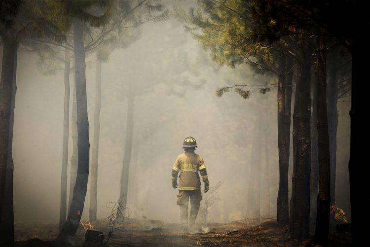 Mau tempo na Europa e incêndios no Chile atraem atenção de centro de emergência europeu