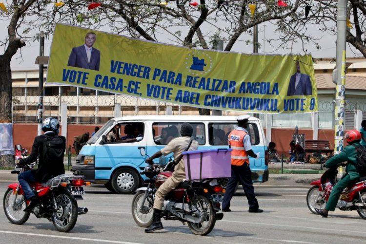 CASA-CE quer reforma constitucional em Angola para mudar quase tudo