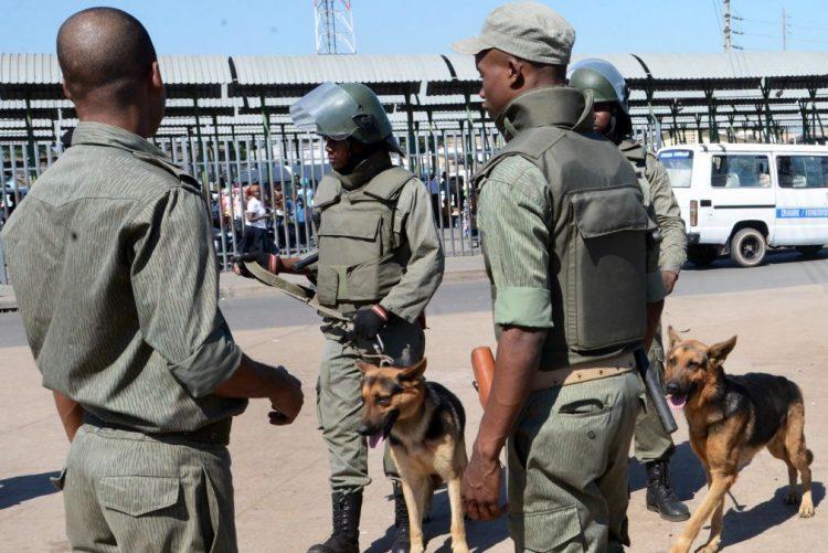 Detido militar que efetuou tiros de metralhadora após acidente em rua de Luanda