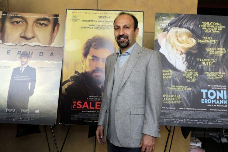Realizador iraniano Asghar Farhadi confirma ausência da cerimónia dos Óscares