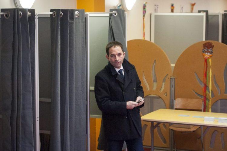 Já se sabe quem é o candidato socialista às presidenciais em França