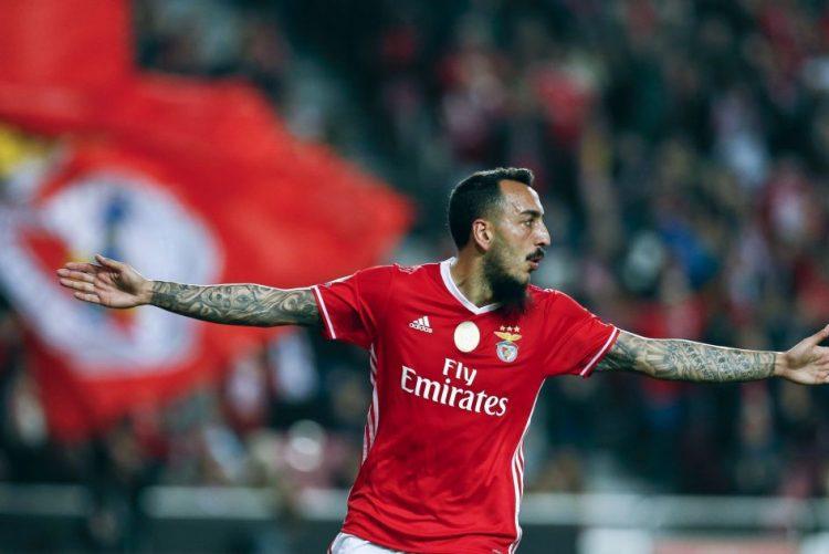 Fejsa e Mitroglou de regresso aos convocados do Benfica
