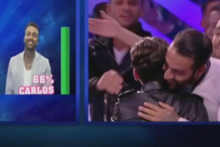 E o vencedor do Desafio Final é ...Carlos Sousa!