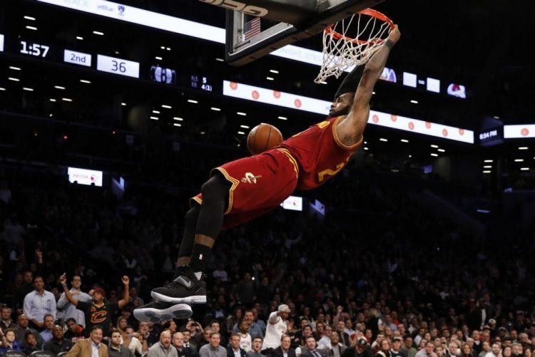 LeBron James é o primeiro a superar os 20.000 pontos nos Cleveland Cavaliers