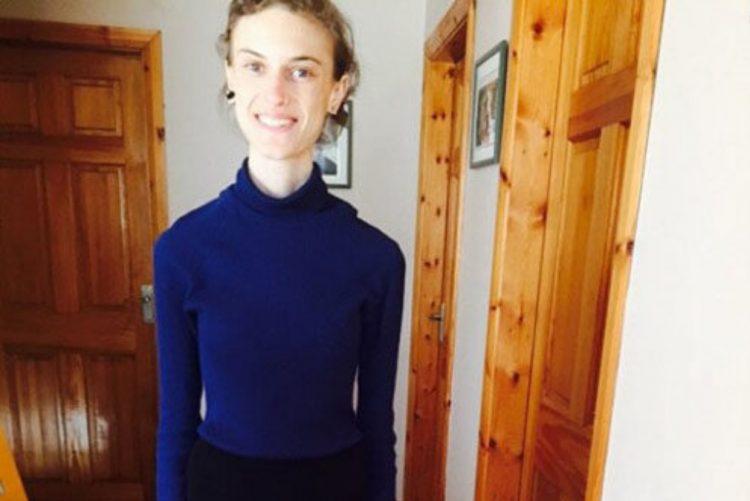 Jovem recupera de anorexia de forma impressionante