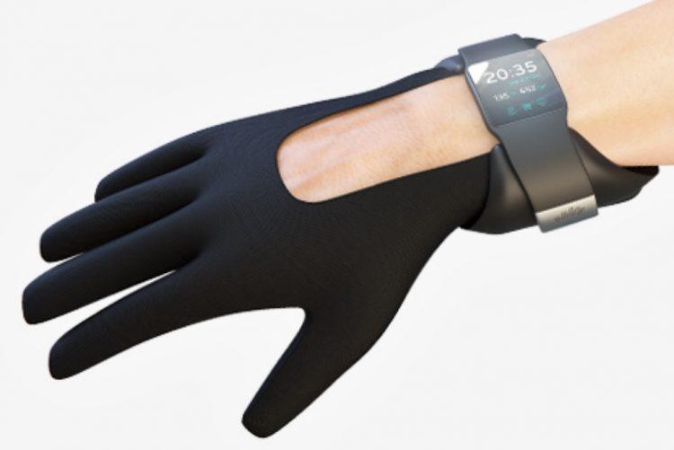 Esta luva permite pegar em objetos até 40 quilos sem fazer força