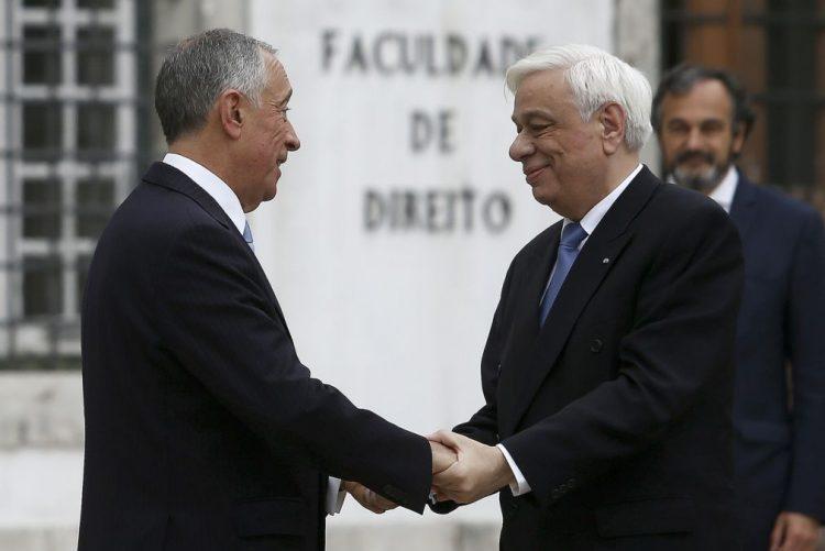 Projeto europeu está ameaçado pela austeridade - Presidente grego