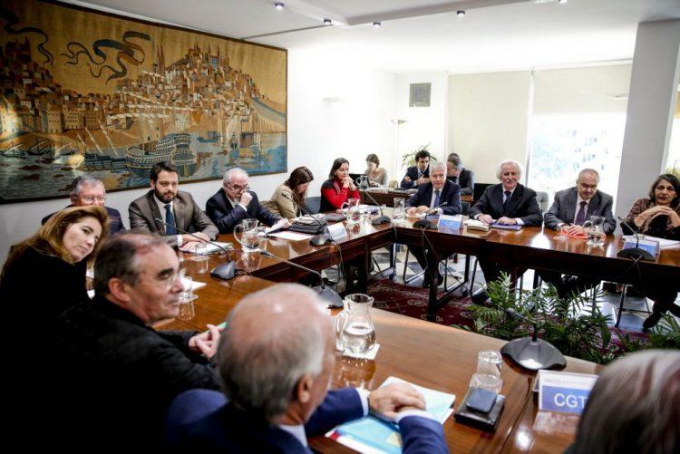 Governo quer assinar adenda ao acordo de Concertação Social na reunião de sexta-feira