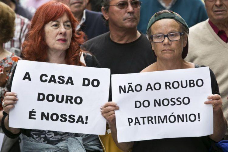 Comissão administrativa da Casa do Douro começou a pagar salários em atraso