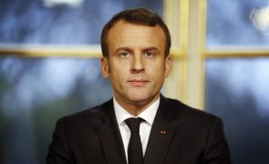 Ministério Público pede 18 meses de prisão para homem que agrediu Macron