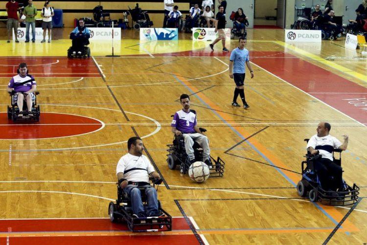 'Crowdfunding' financia primeiro clube a norte de basquetebol em cadeira de rodas