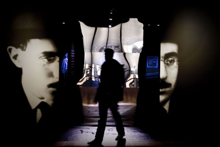 Fernando Pessoa e a sua relação com Lisboa em exposição em Madrid
