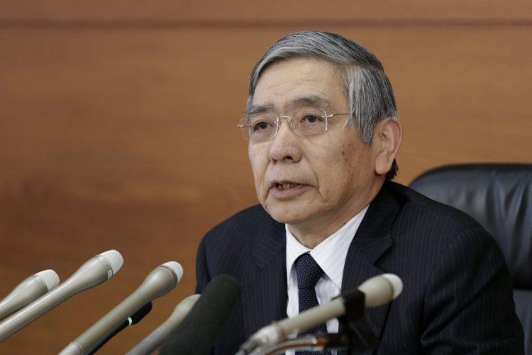 Governador do Banco do Japão diz que G7 e G20 travarão protecionismo de Trump