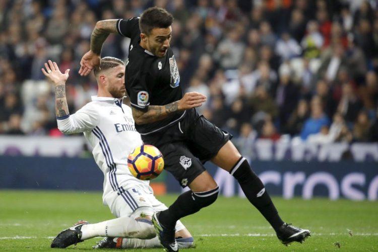 Real Madrid salvo por novo 'milagre' de Sérgio Ramos na Liga espanhola de futebol