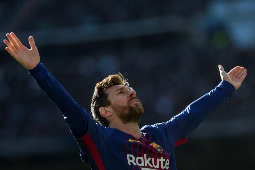 Bola de Ouro | Lionel Messi é o melhor jogador do mundo