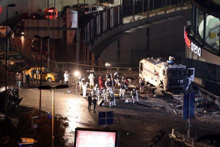 Pelo menos 29 mortos e 166 feridos nos atentados em Istambul