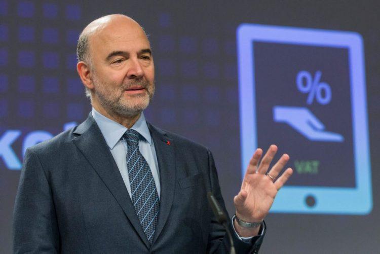 Trump pode ser uma oportunidade para a Europa, diz Moscovici