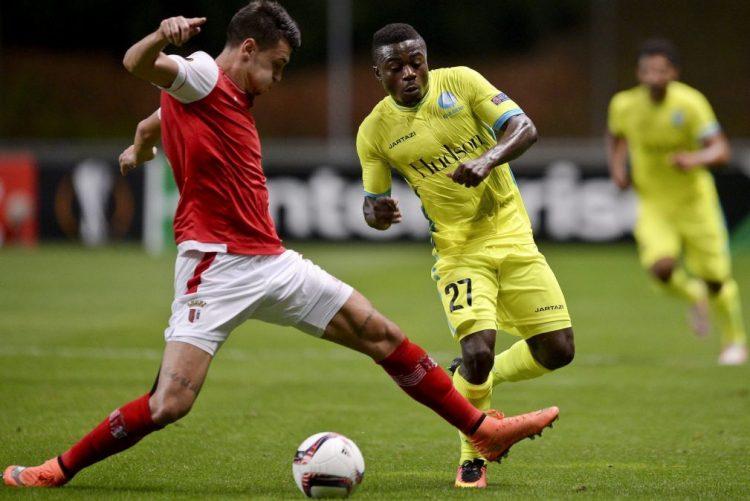 Sporting de Braga empresta Bakic ao Alcorcón, da II Liga espanhola