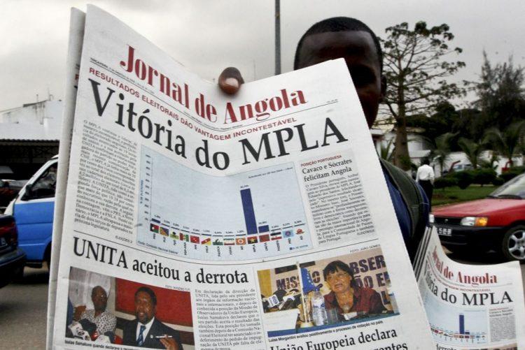 Nova legislação em Angola ameaça liberdade de imprensa, acusa Human Rights Watch