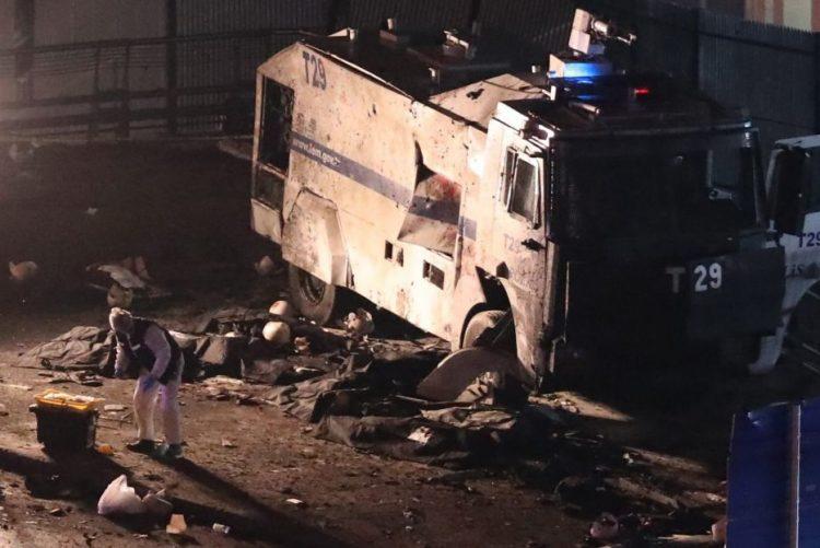 Número de mortos sobre para 38 no duplo atentado na Turquia