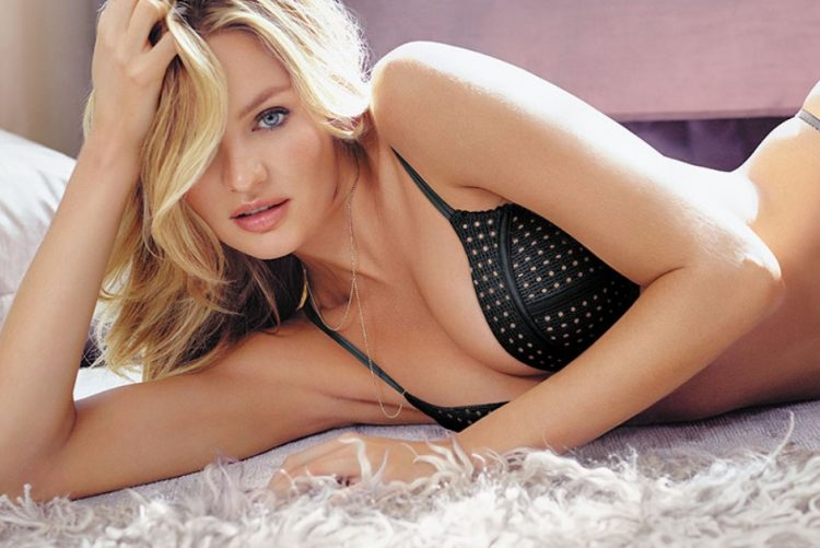 anjo da Vitoria's Secret, Candice Swanepoel