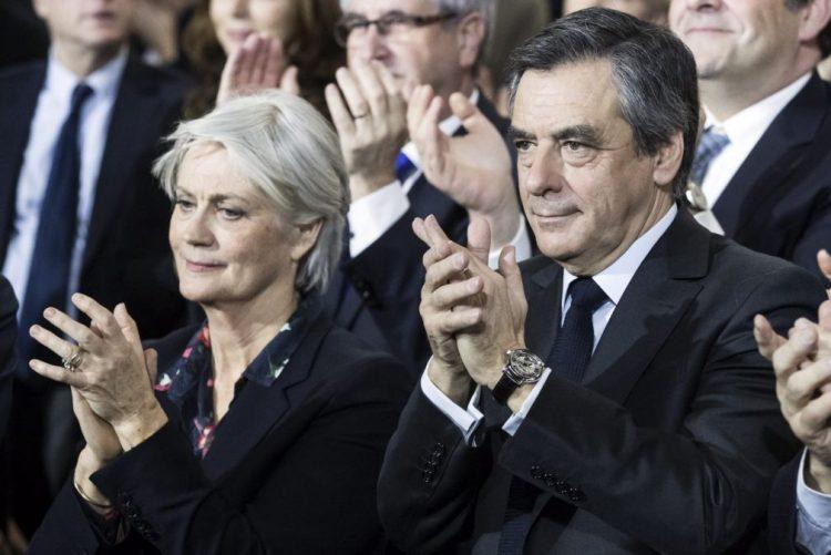 Mulher de Fillon recebeu 900.000 euros por dois empregos fictícios -- Imprensa