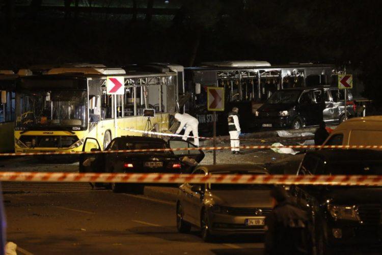 Governo turco aponta PKK como possível autor do duplo atentado em Istambul