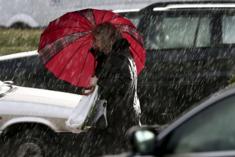 Proteção Civil faz aviso à população devido ao mau tempo e apela à prevenção