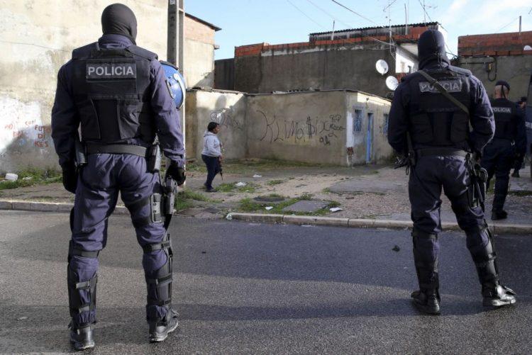 PSP e PJ detém sete pessoas na Amadora por crimes violentos