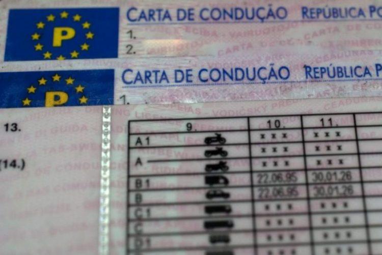 Conheça as 5 alterações à carta de condução em 2017