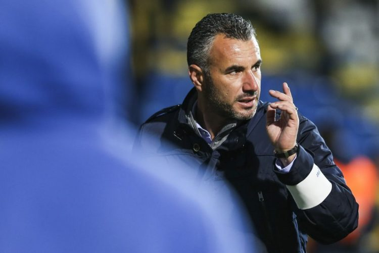 Ivo Vieira assume Estoril motivado para jogar aberto com o FC Porto