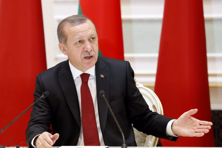 Turquia vai lutar contra o terrorismo