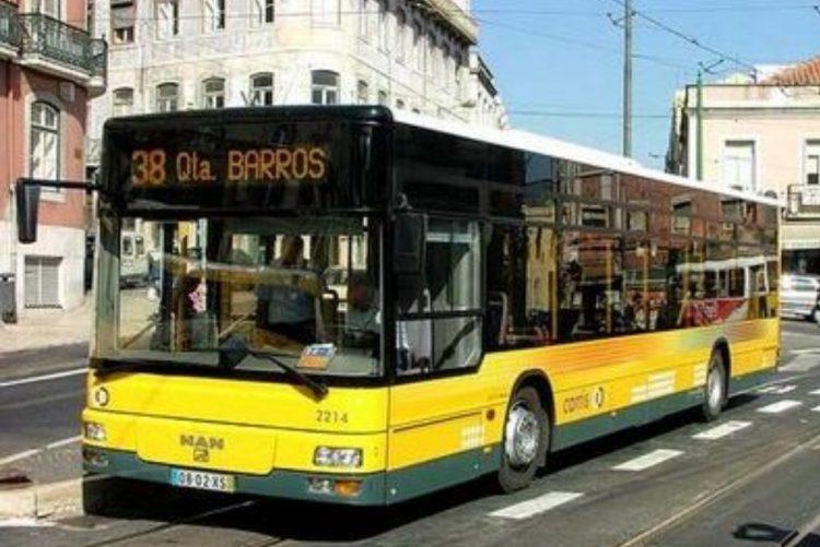 As novas 23 linhas de autocarros da Carris em Lisboa
