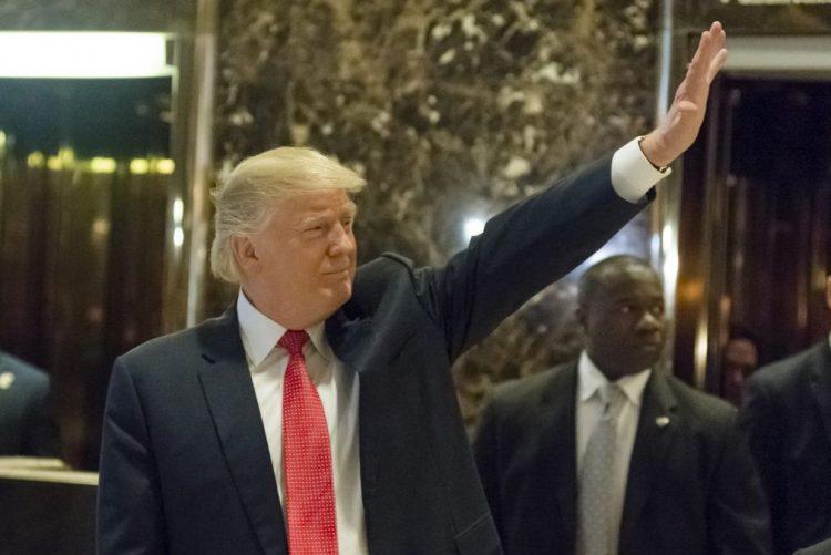 Trump questiona sentido da política