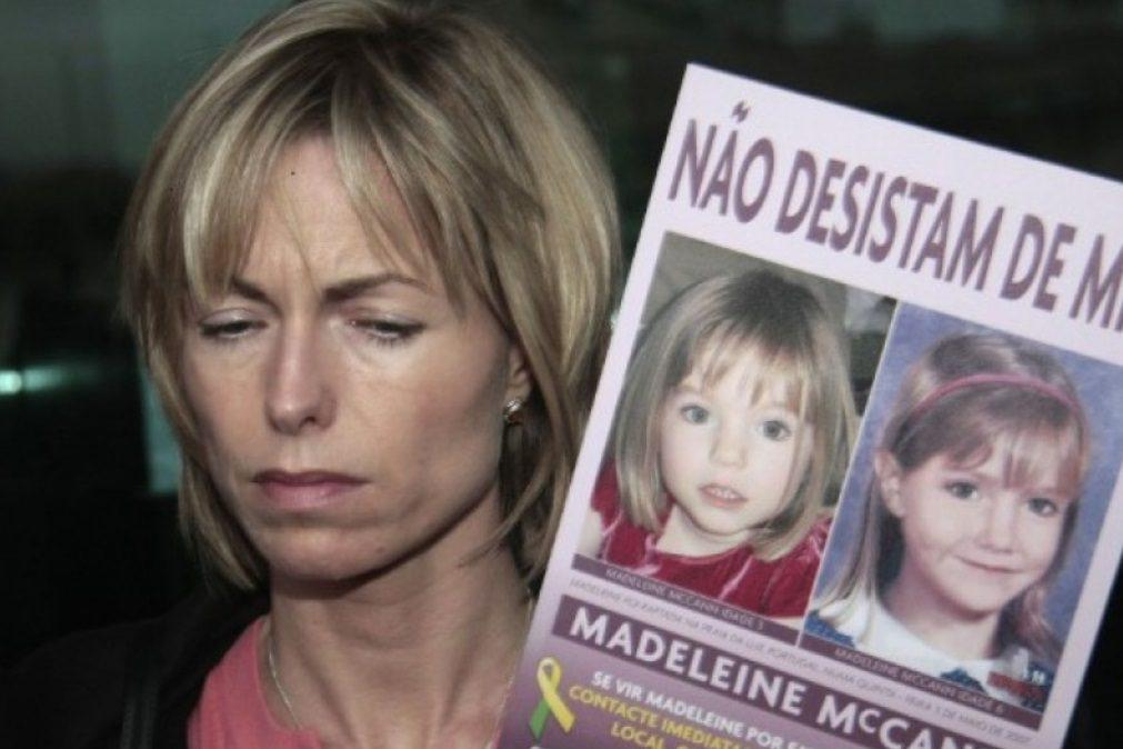 Mãe de Madeleine McCann concorre ao
