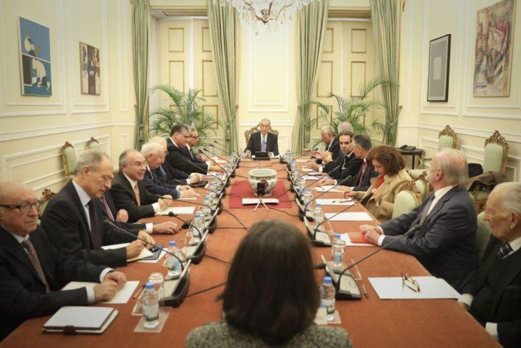 PR vai convocar Conselho de Estado para 31 de Março sobre