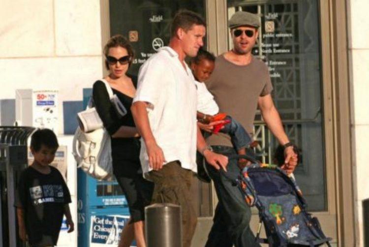 Irmão de guarda-costas de Angelina Jolie matou a filha e tentou o suicídio