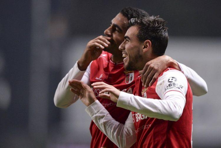 Sporting de Braga vence Paços de Ferreira e fica a um ponto do Sporting