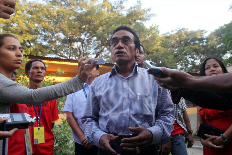 Fretilin apresenta candidatura do seu presidente, Lu-Olo, à Presidência de Timor-Leste