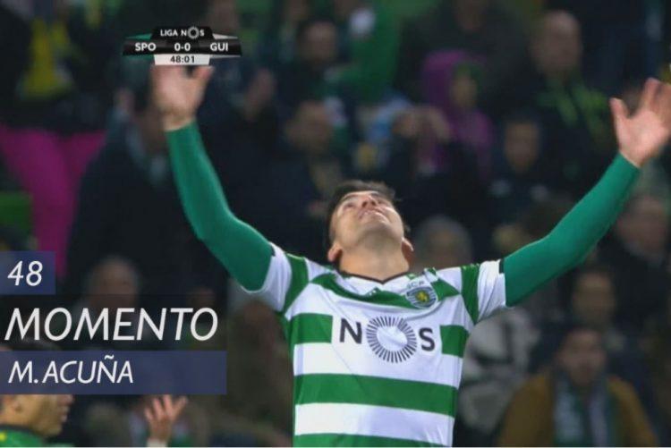 Liga NOS: Sporting CP - Vitória SC