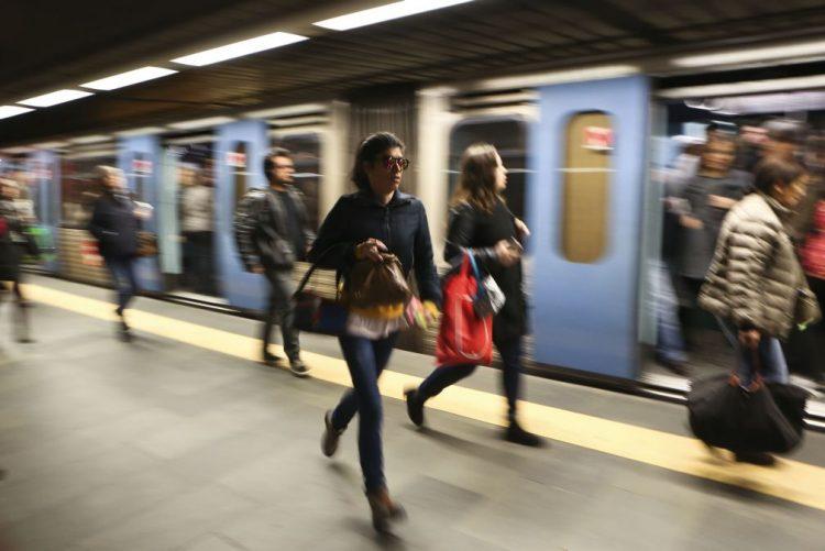 Autoridade dos Transportes está a fazer inspeção no Metro de Lisboa