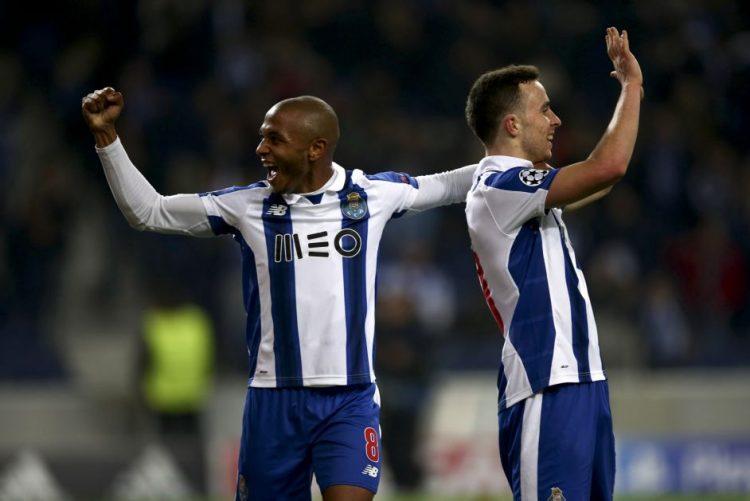 FC Porto defronta Juventus nos 'oitavos' da Liga dos Campeões