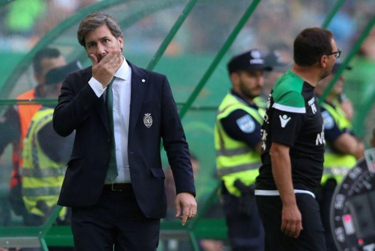 Bruno de Carvalho envia SMS ao plantel do Sporting com agradecimento a ele próprio