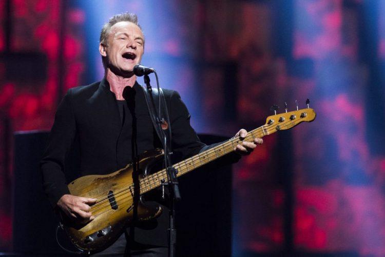 Sting é cabeça de cartaz do último dia do festival Marés Vivas 2017